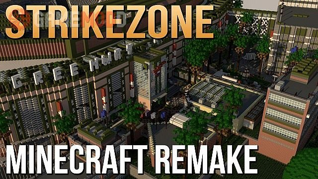 Strikezone Call Of Duty Ghosts Minecraft Maps Gamemodd