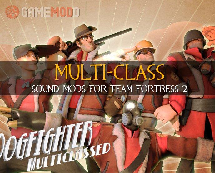 DOOM II Super Shotgun Force A Nature » TF2 - Sounds Multi