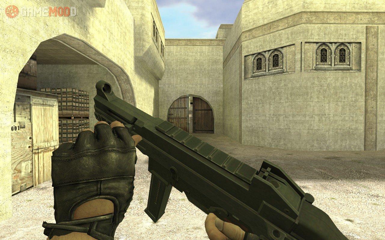 C4 On The Go >> CSGO UMP-45 » CS 1.6 - Skins Weapons UMP45 | GAMEMODD