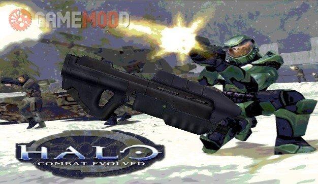 Halo Assault Rifle v2