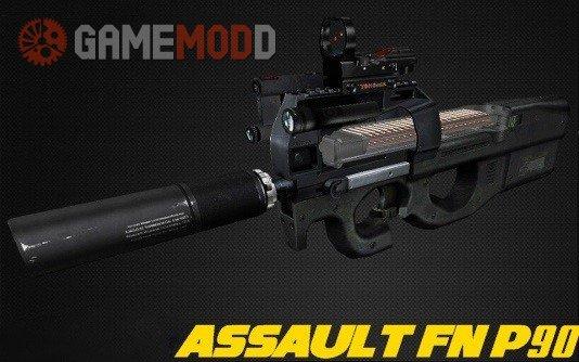 Assault FN P90