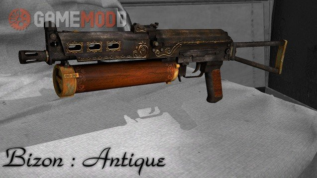 CSGO Bizon Antique