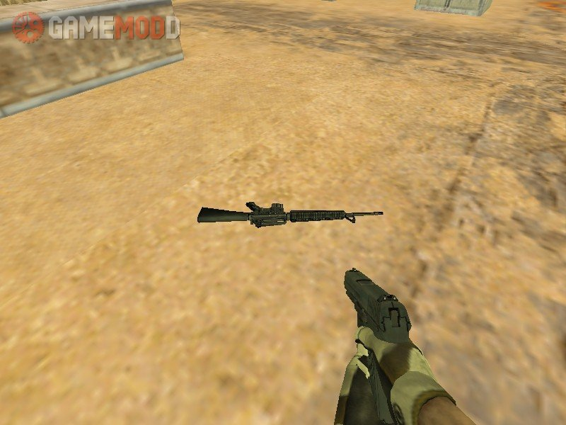 Cry of Fear M16 for Famas » CS 1 6 - Skins Weapons FAMAS | GAMEMODD