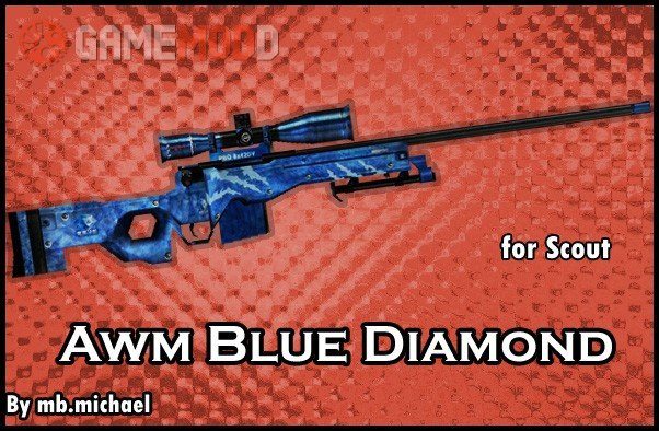 AWM Blue Diamond for Scout