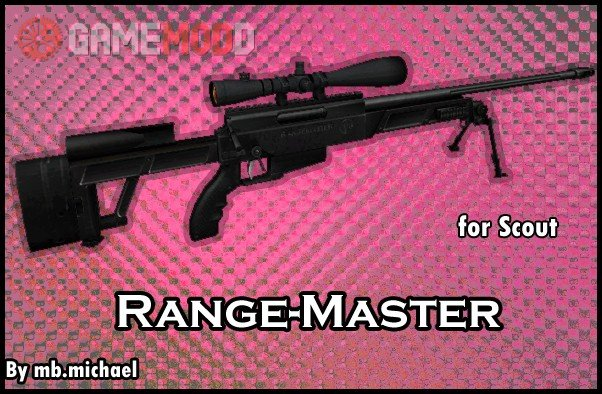 Range Master 7.62 for scout