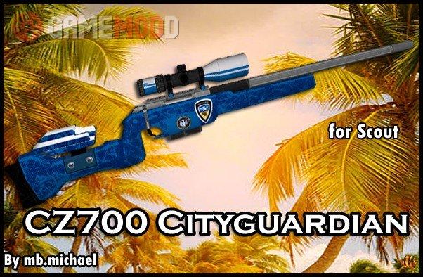 CZ700 Cityguardian