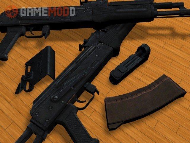 AK-74 CQB