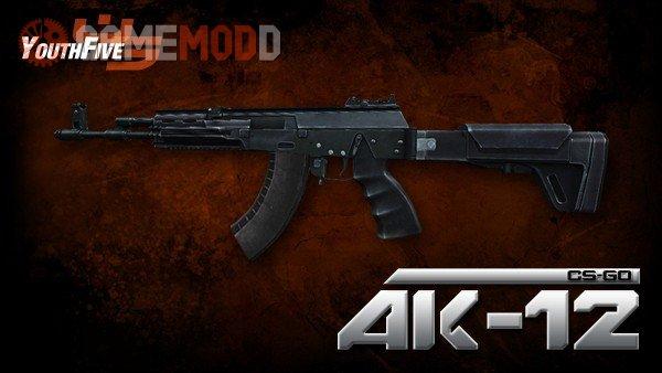 CSGO AK-12