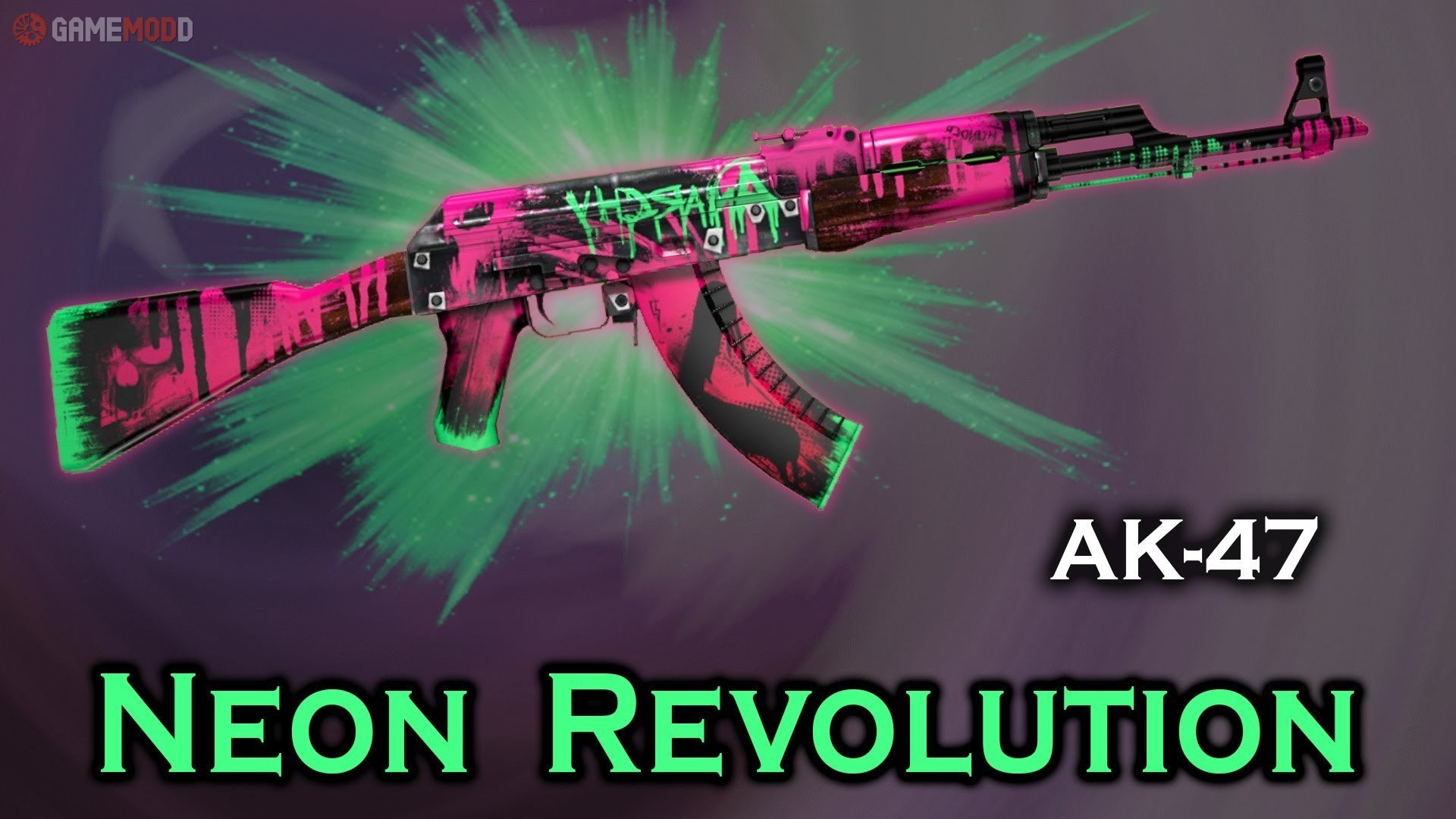 csgo ak 47 neon revolution cs 1 6 skins weapons ak 47 gamemodd