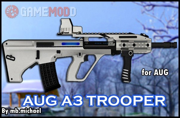 AUG A3 Trooper