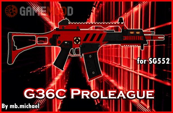 G36C Proleague