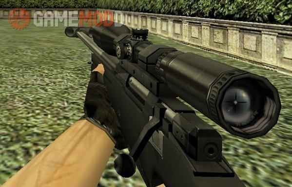 Asiimov awp battle scarred cs 1 6 skins weapons awp gamemodd - Awp asiimov cs 1 6 ...