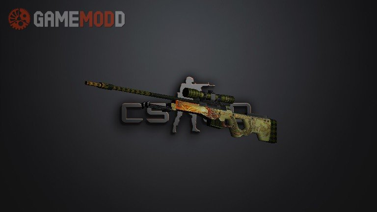 Alright, this is a simple AWP pack, include 2 model (default & re-hacked) and 9 extra textures.