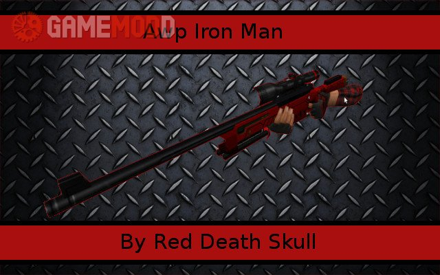 Awp Default Iron Man