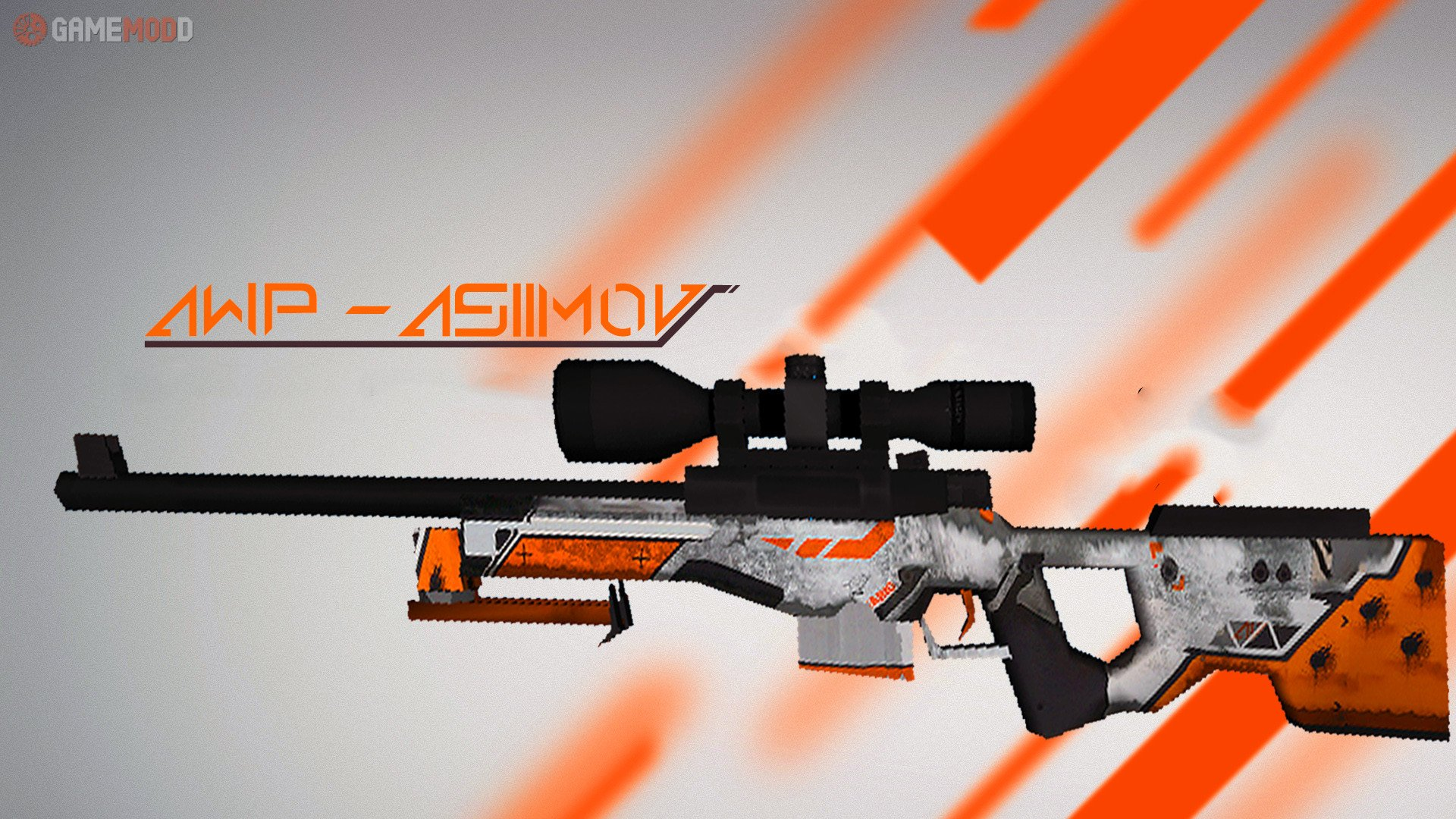 Asiimov awp battle scarred cs 1 6 skins weapons - Awp asiimov css ...