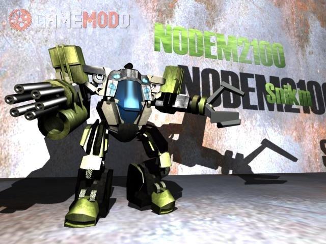 MECHA-NODEM2100