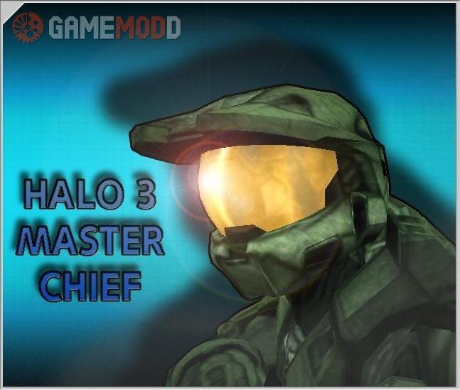 Halo 3 Master Chief