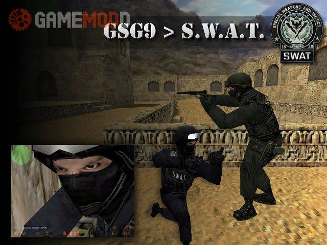 GSG9 SWAT team