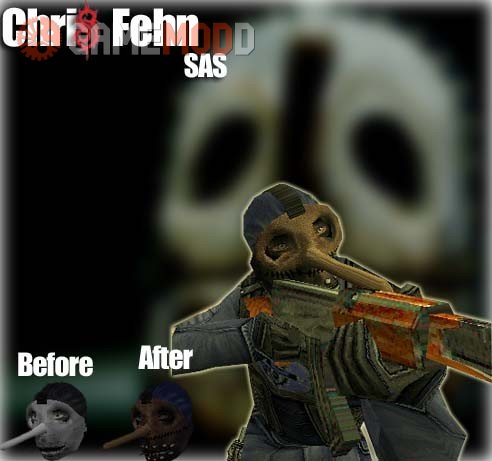 Chris Fehn ReTextured
