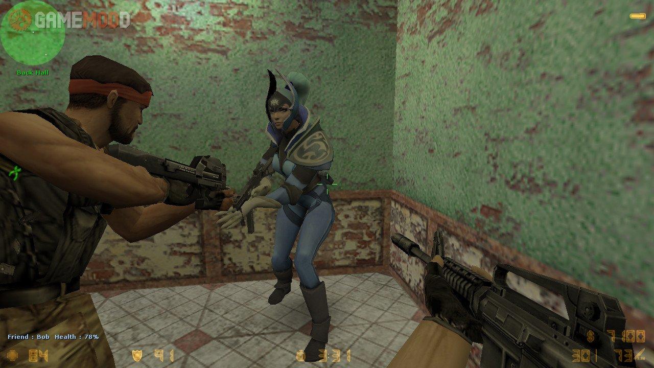 Dota 2 Luna (without mount) » CS 1 6 - Skins Players SAS