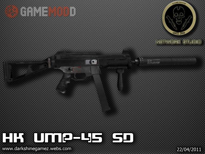 HK UMP-45 SD
