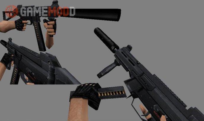 Suppressed Savior UMP