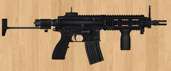 PLA HK416C