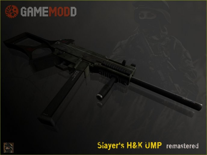 Slayer's H&K UMP Remastered