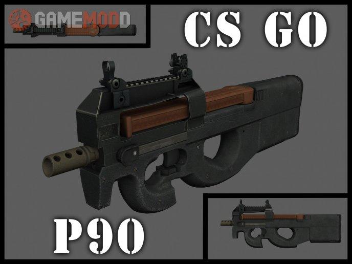 CS GO P90