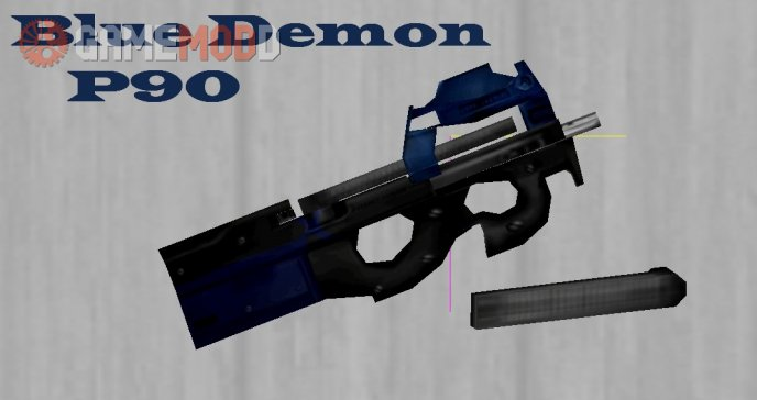 Blue Demon P90