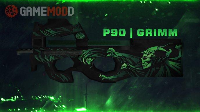 Default P90  Grimm