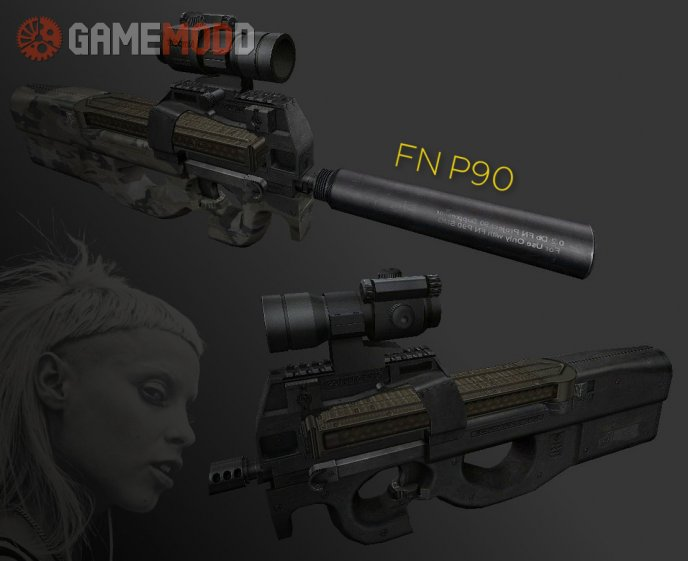 SPECIALlST Fn P90