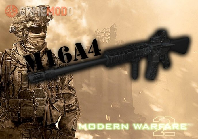M16A4 Replacement