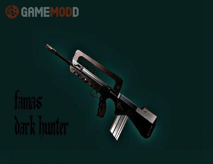 Famas Dark Hunter