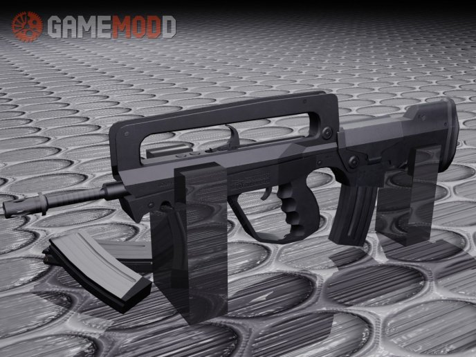 FAMAS Animations 1.6 Ver.