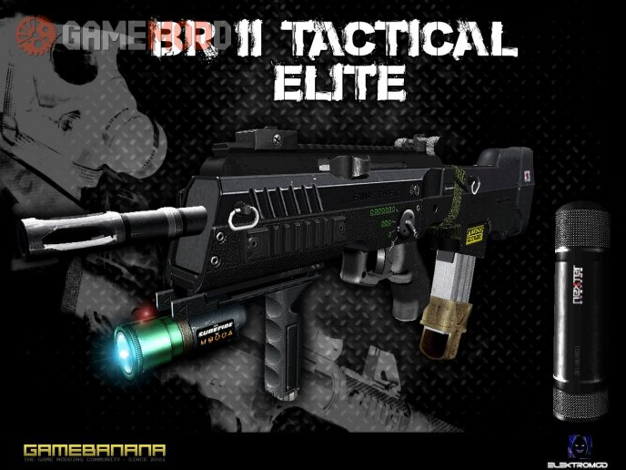 Tactical BR II ELITE