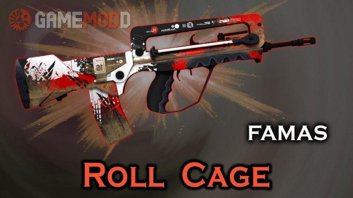 CS:GO FAMAS Roll Cage