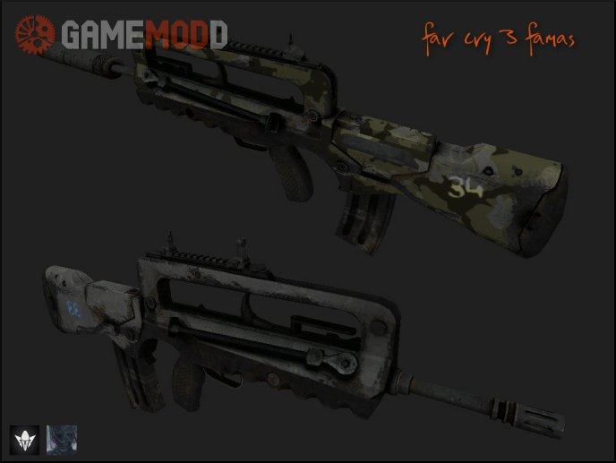 Lynx's Fc3 Famas