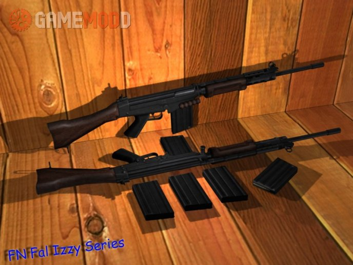 FN Fal Izzy Series