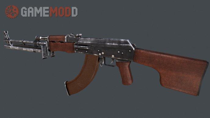 Modelistmax's RPK-74 On MRDeadlyFPS