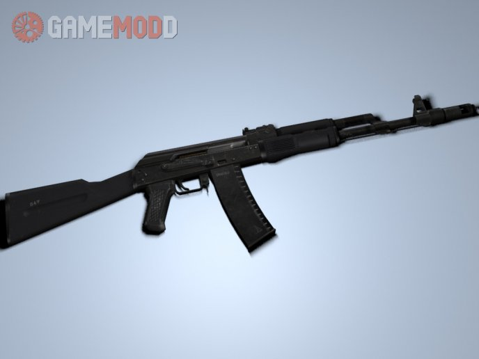Izhmash AK-101 On ManTuna