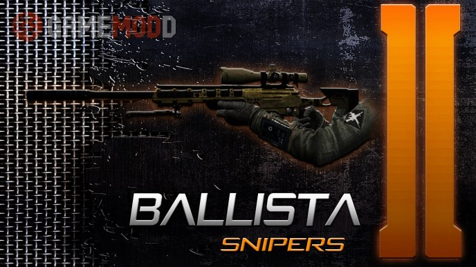 COD Black Ops II Ballista