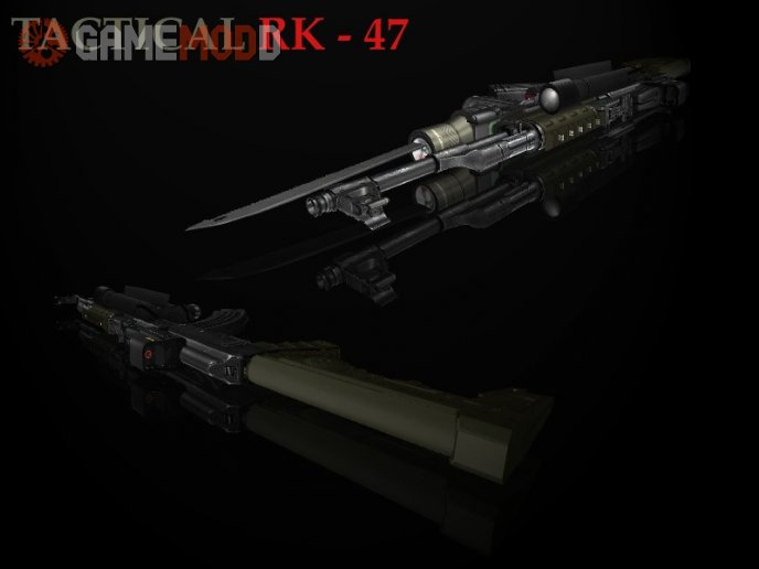 CadeOpreto Tactical RK47 Hacked VP And W