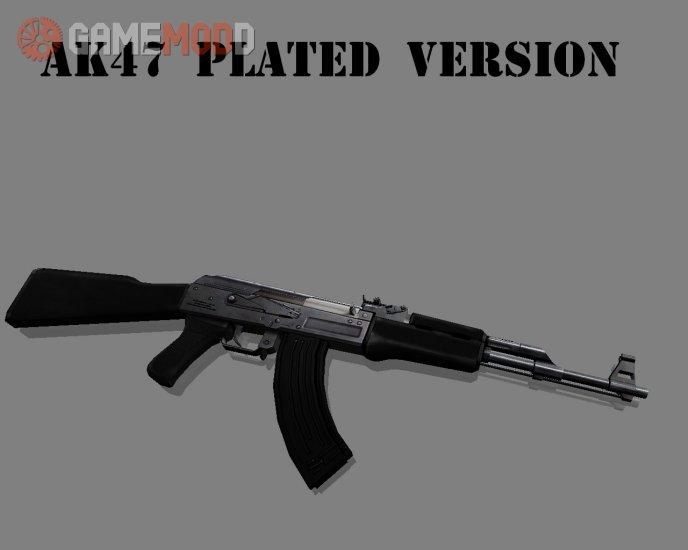 Ak47 plate version