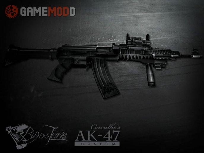 Corvalho's Custom AK-47