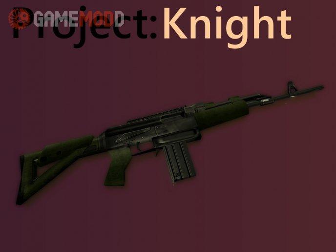 Project Knight AK Rifle