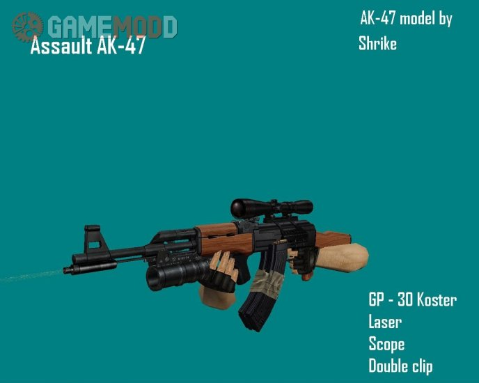 Assault AK-47
