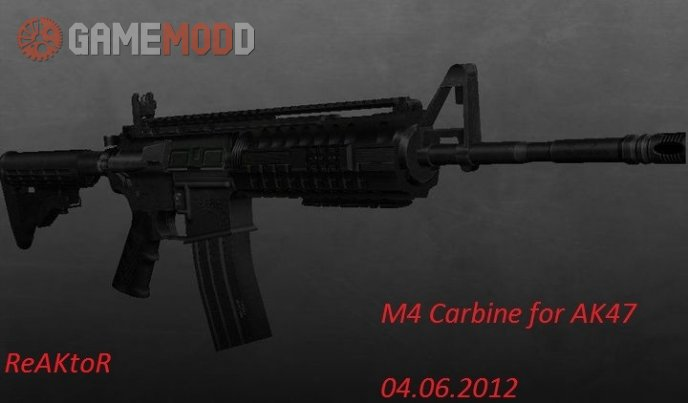 M4 Carbine for AK47
