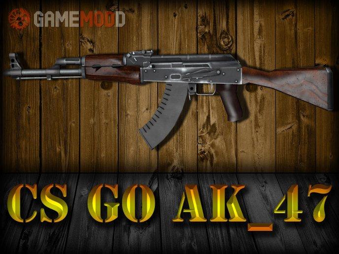CS GO AK47