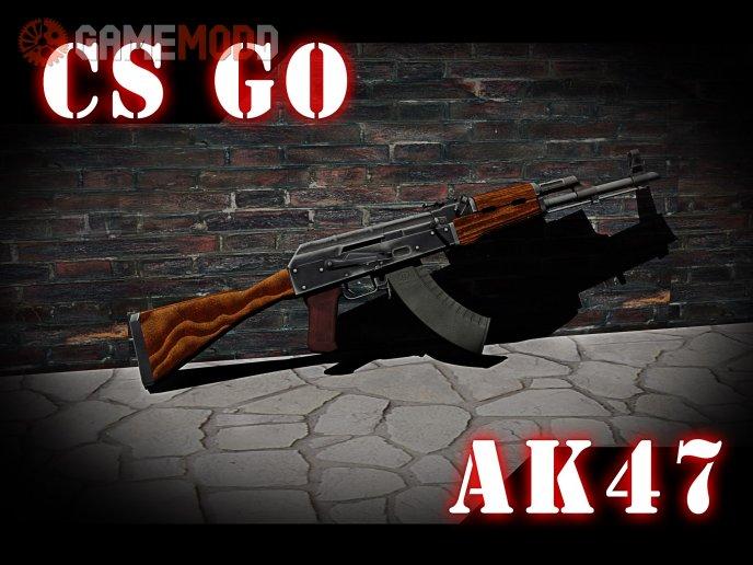 CS GO AK47 for cs 1.6